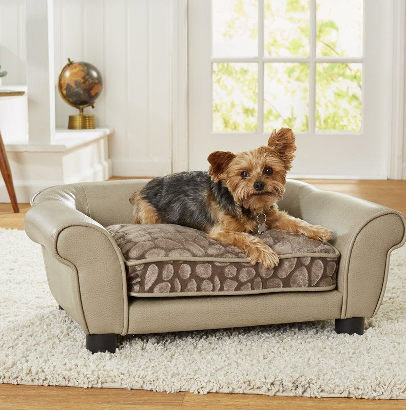 Lowenstein Rocco Dog Sofa Dog Beds For Small Dogs Pets Enchanted Home Pet