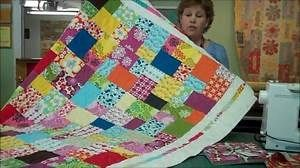 Yahoo! Video Detail for Double Slice Layer Cake Quilt Tutorial ... : double slice layer cake quilt tutorial - Adamdwight.com