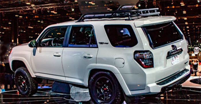 The 2020 Toyota 4runner Release Date Price The Japanese Auto Maker Toyota Has Been Preparing The Next Generation Of 4runner Long Before Its Debuts In The La