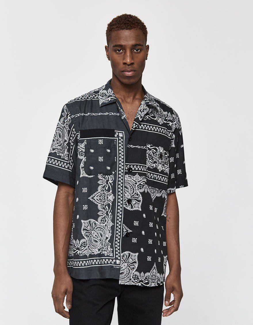 Bandana shirts