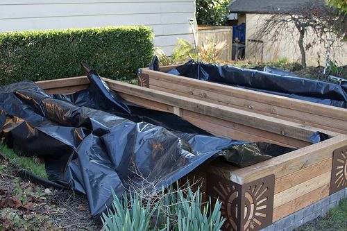 Tutorial For Self Watering Sub Irrigated Raised Garden Raised Garden Beds Irrigation Raised Garden Garden Beds