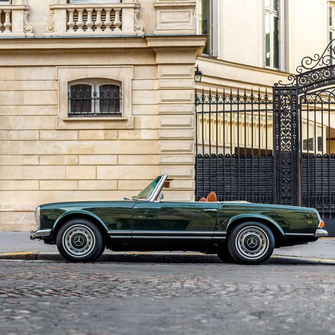 Mercedes Benz 280SL (With Images)
