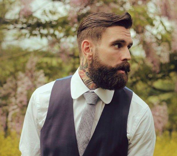 Atualize-se sobre as tendências e tipos de barba para 2017 que farão