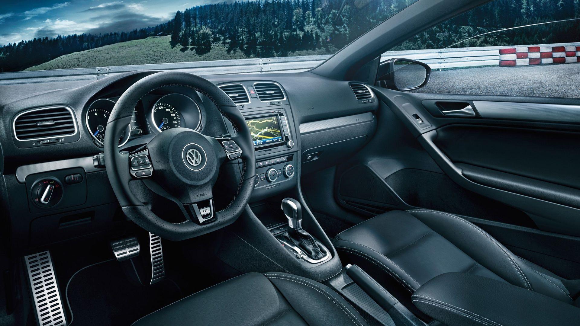 HD Volkswagen Interior Wallpapers