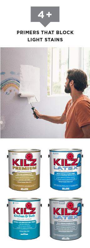 Paint Inspiration And Idea Gallery Kilz
