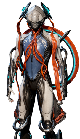 """Nezha - """"A petite and playful facade conceals this frame's immense power""""   WARFRAME"""