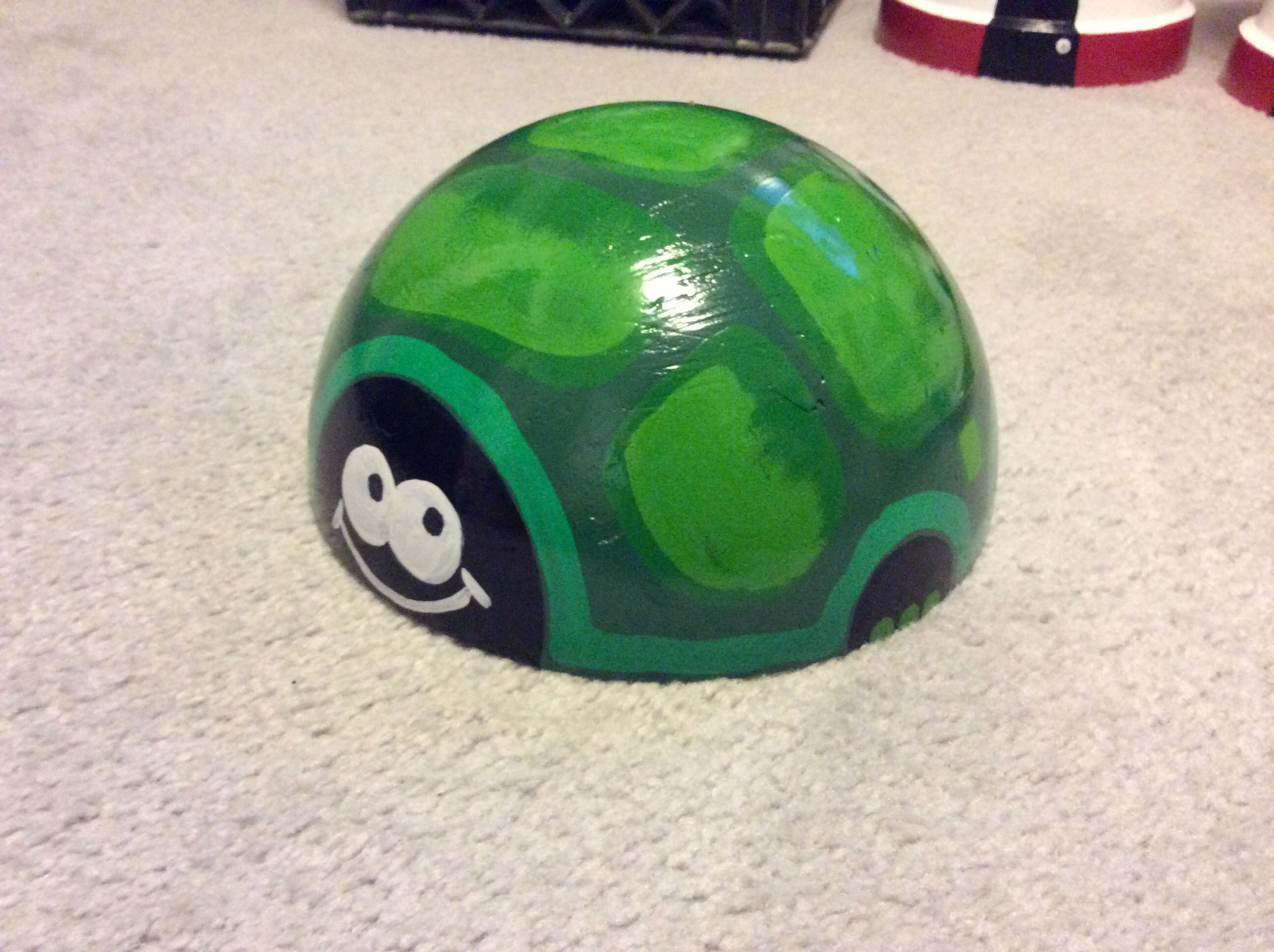 gertrude bowling ball upcycle by https www facebook com no