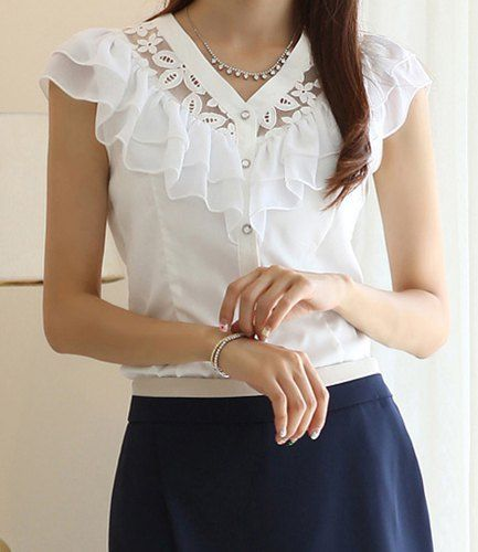 8b8694f46901 blusas femininas de tecido fino manga curta - Pesquisa Google ...