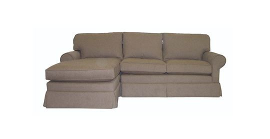 Alexa Sectional Mitchell Gold Modern Sofa Sectional