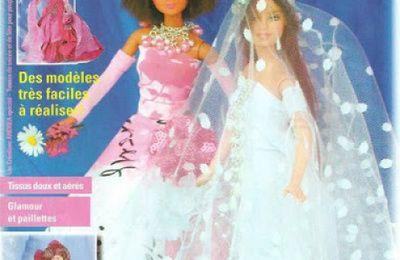 Des tutos crochet et couture pour Barbie ...