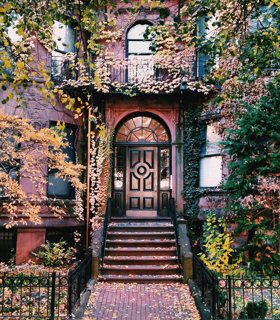 Back Bay Boston photographed by Brian MCW & Back Bay Boston photographed by Brian MCW | Fall in Boston ...