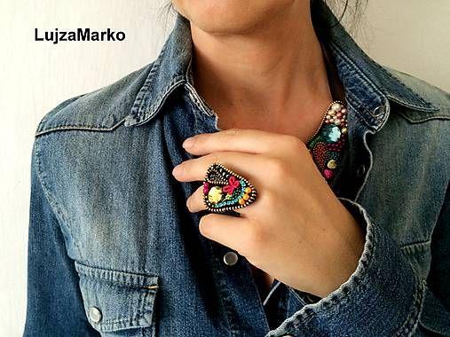 LujzaMarko / Gypsy prsteň