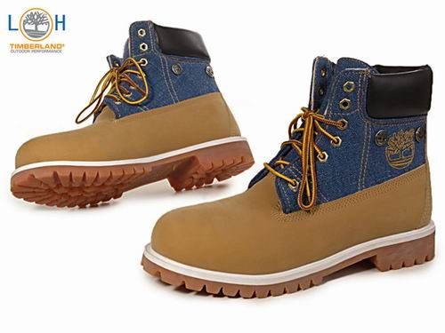 pompe pour chaussures timberland