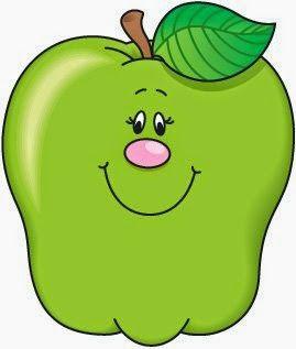 Maestr S Preescolares Clipart Dibujos Frutas Y Verduras