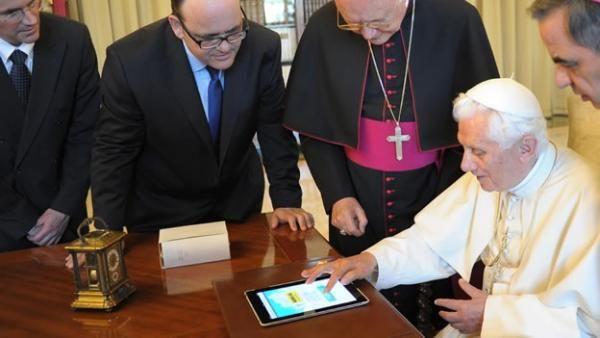 Benedicto XVI enviará su primer tweet el 12 de diciembre