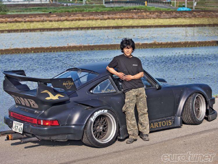 Rauh Welt Begriff Porsches Akira Nakai Porsche Porsche 911 Turbo Porsche 911
