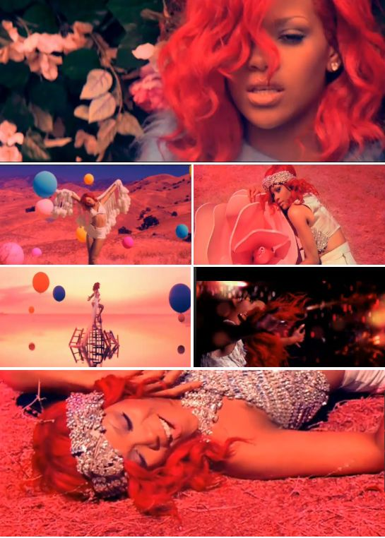 Rihanna Only Girl In The World