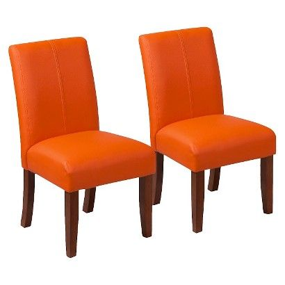 Kids Upholstered Chair - Set of 2