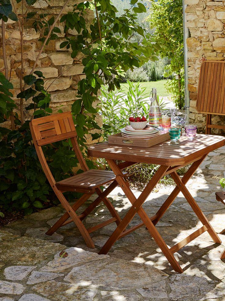 youk table et chaise de jardin