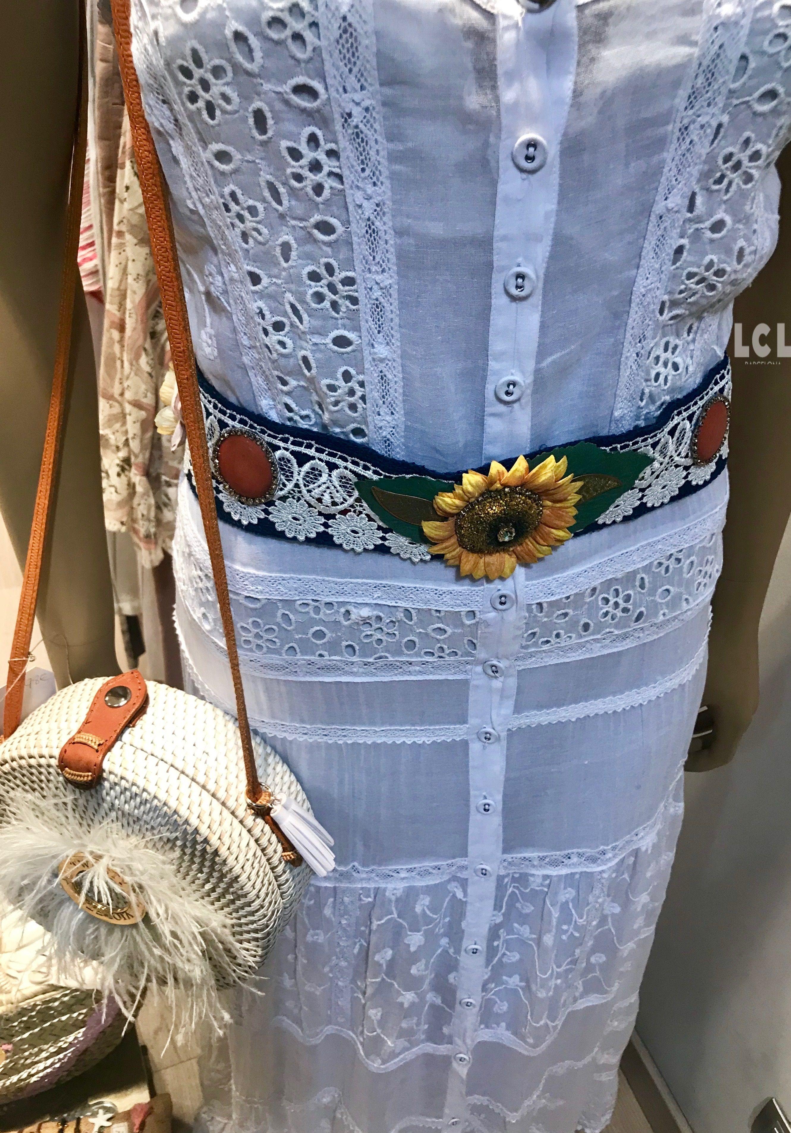 Vestido de novia de la colección bodas blancas de Piluca Bayarri ...