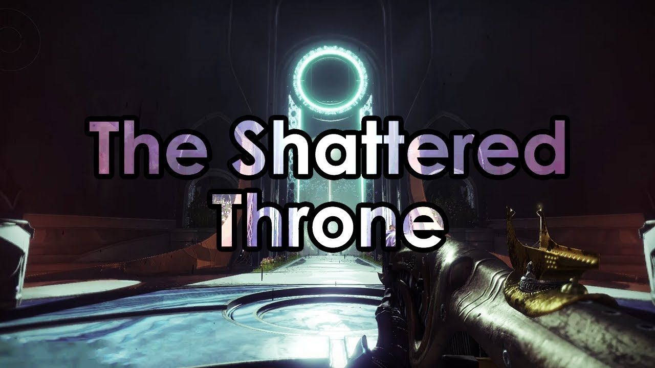 Destiny 2: The Shattered Throne Guide - Bosses, Chests
