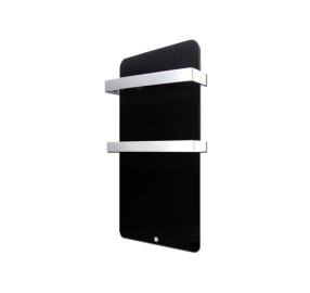 Magnum Glassheat elektrische radiator 840x480x260mm 400 watt zwart ...