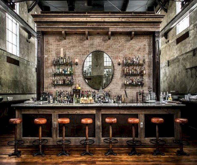 Top 50 Rustic Bar Ideas 22 Rustic Bar Bar Design Restaurant