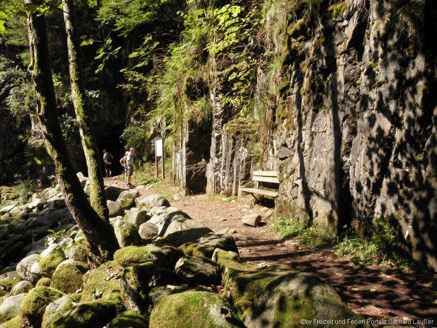 Wildbachklamm Buchberger Leite Im Bayerischen Wald Wandern Von Freyung Nach Ringelai Wanderung In Der Buchberger Leite Wildbachklamm Freyung Wandern Wanderung
