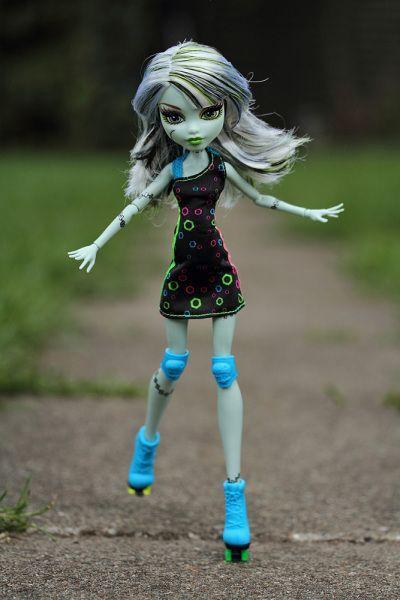 ac5f4eeb2b Barbie Dolls · frankie Frankenstein s Monster