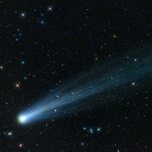 Comet ISON (source)