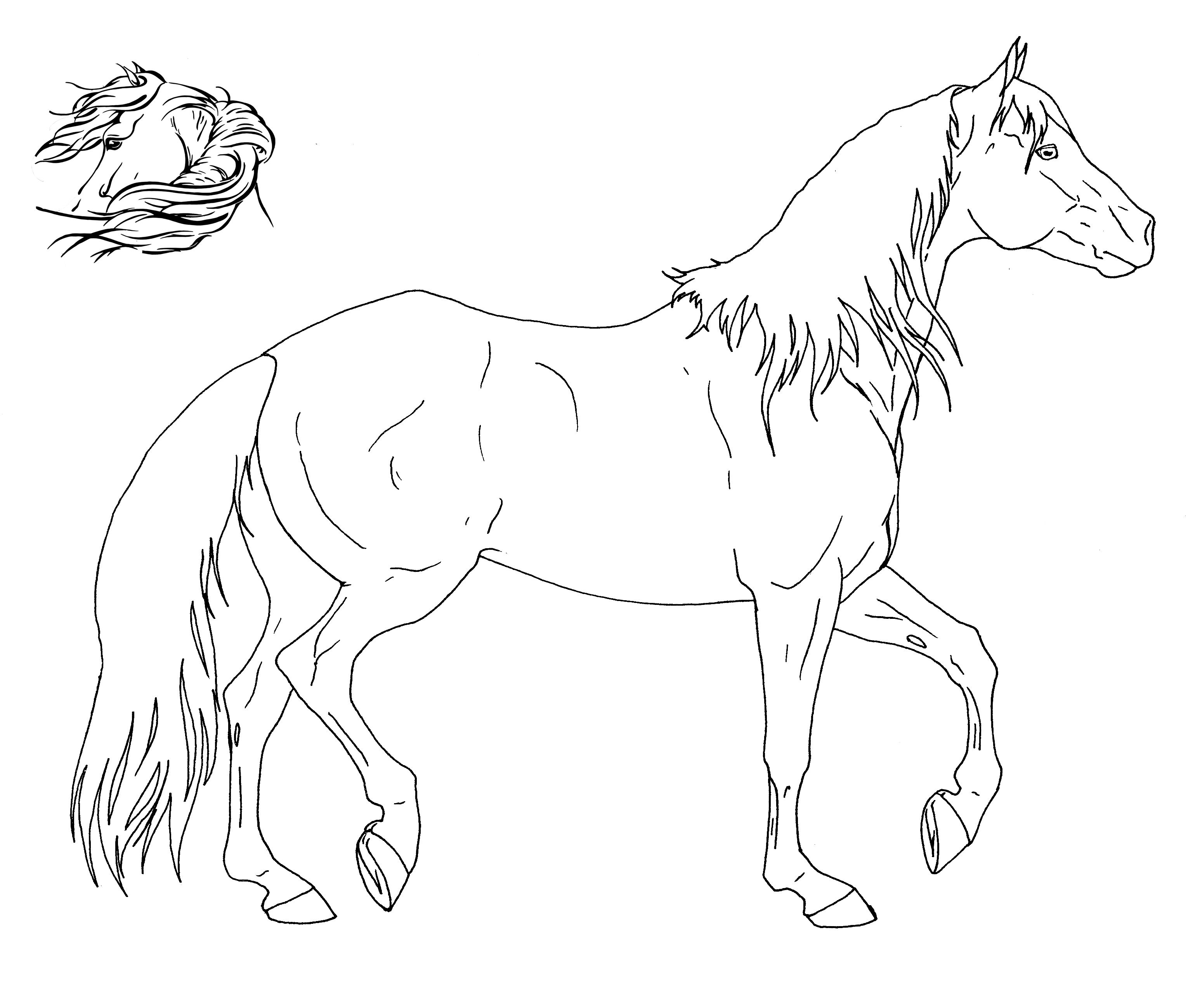 Horse Printable Pictures Quality Images On Animal Picture Society Intended For Free Printable Tenn Horse Coloring Pages Horse Coloring Books Horse Coloring [ 1024 x 768 Pixel ]