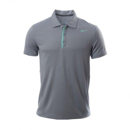 La Camiseta Wafle Polo de #Nike cuenta con botones de cierre de cuello polo, el modelo tiene gran ajuste, y tejido transpirable con la tecnología Dri-FIT, que ayuda a mantener la humedad. Con un estilo moderno.