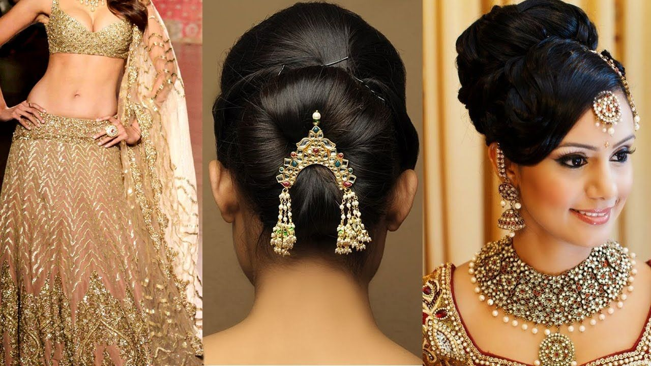 lehengastyle #saree draping with #makeup and #hairstyle step by