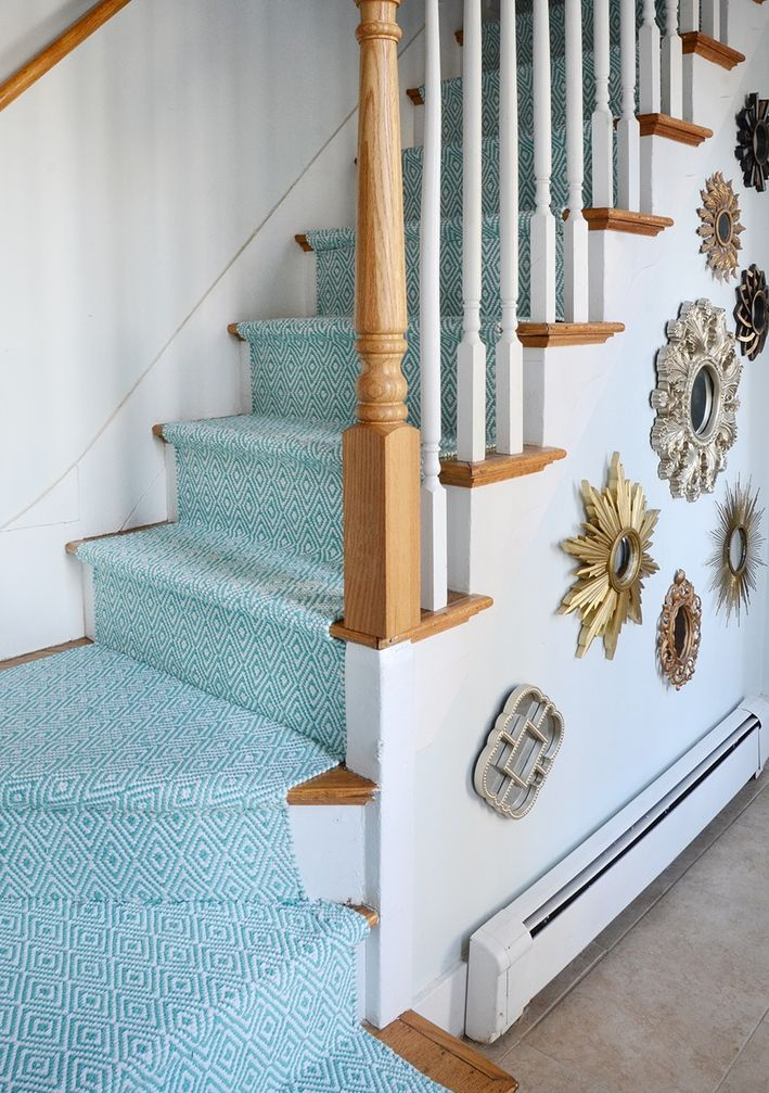Best The Easiest Way To Add A Stair Runner For Under 120 For 400 x 300