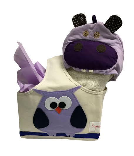 Namely newborns personalized baby gift set owl hooded towel namely newborns personalized baby gift set owl hooded towel negle Images