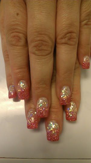 Love This Nails By Rachelle Mckay At Audacity Salon Jacksonville
