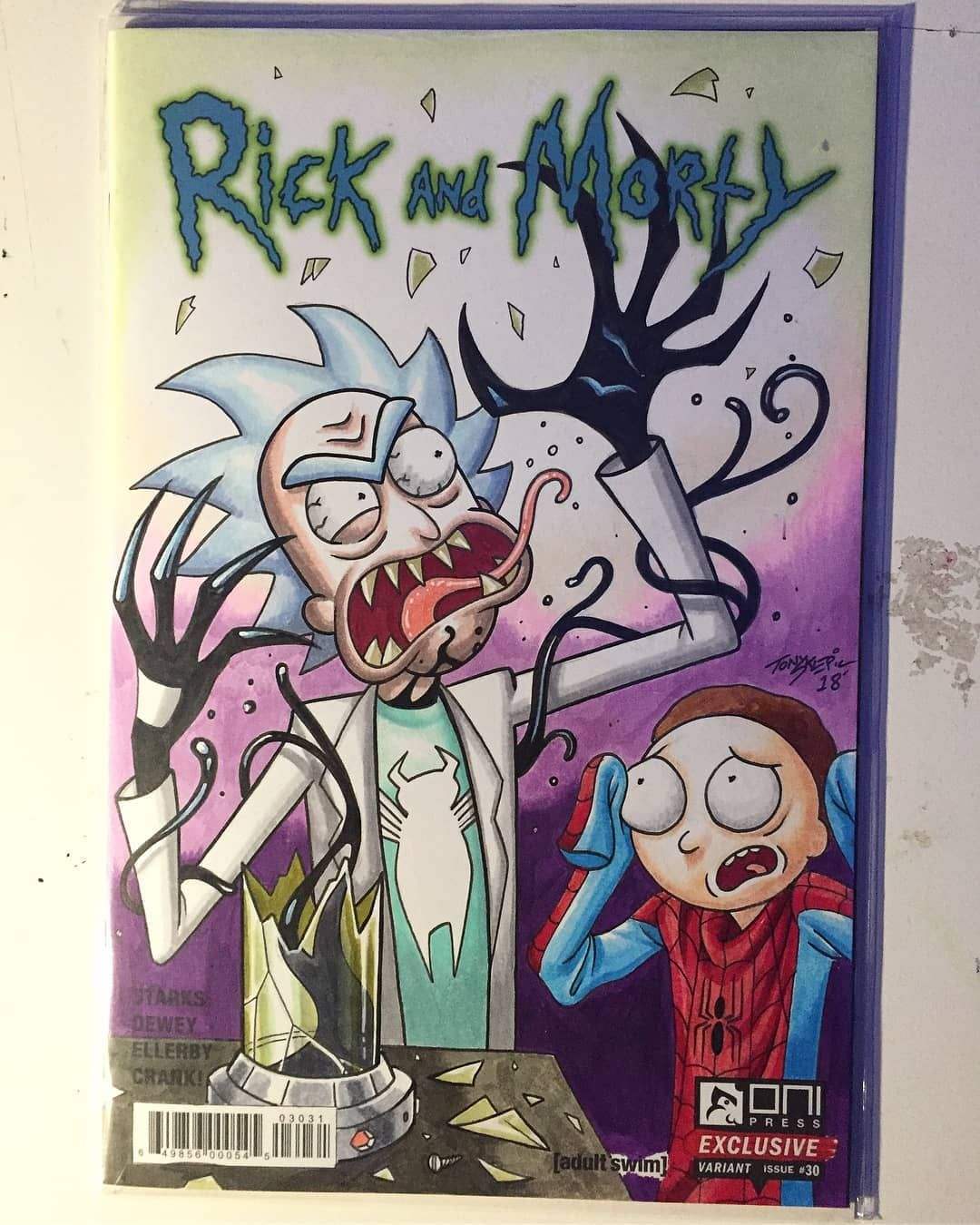 Pin By Ethan Winick On Crossovers Mash Ups With Images Rick