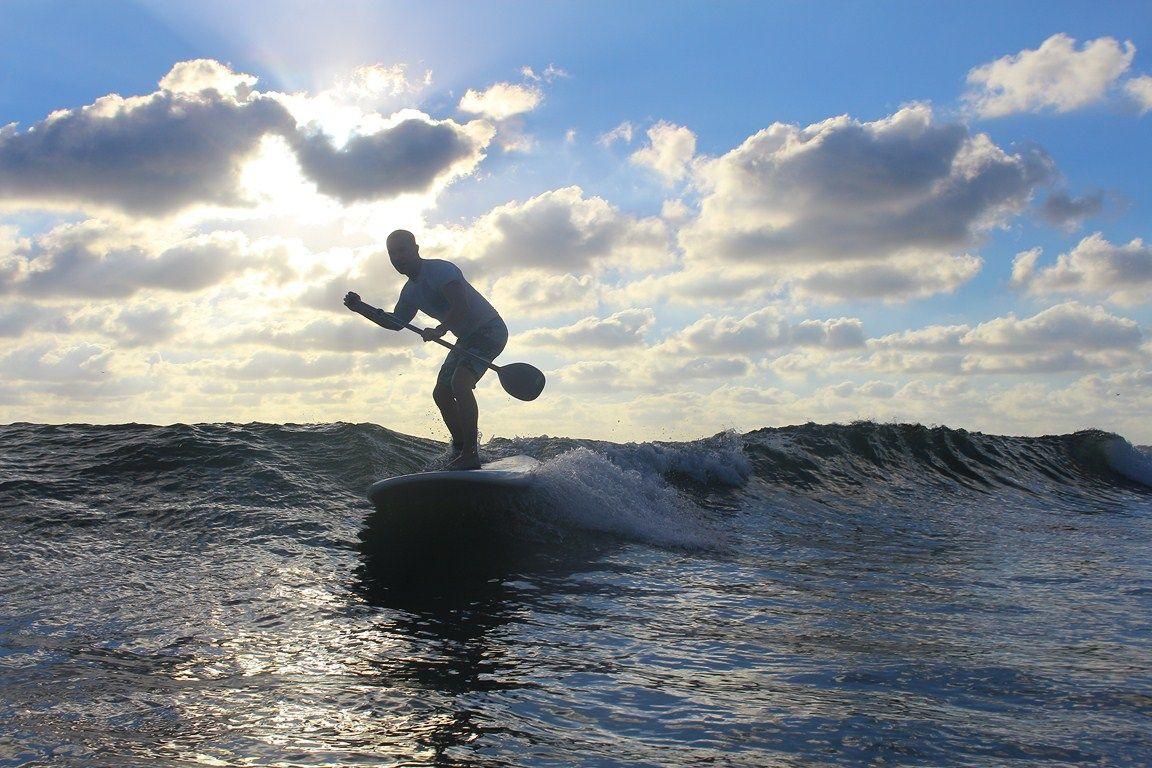 Punta De Mita Bahia De Banderas Nayarit Paddle Surfing Surfing Natural Landmarks