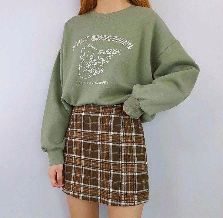 Ulzzang Fashion Cute ` Ulzzang Fashion