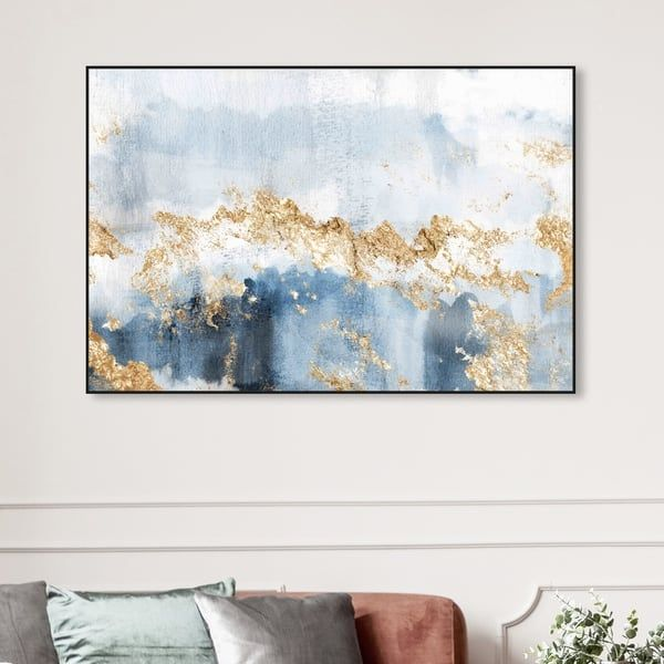 Overstock Com Online Shopping Bedding Furniture Electronics Jewelry Clothing More Grey Wall Art Framed Canvas Prints Abstract Wall Art