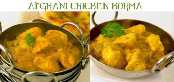 Afghani chicken korma recipe korma curry and main dishes food afghani chicken forumfinder Choice Image