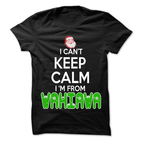 Keep Calm Wahiawa... Christmas Time - 99 Cool City Shir - #tee itse #tee aufbewahrung. GET YOURS => https://www.sunfrog.com/LifeStyle/Keep-Calm-Wahiawa-Christmas-Time--99-Cool-City-Shirt-.html?68278