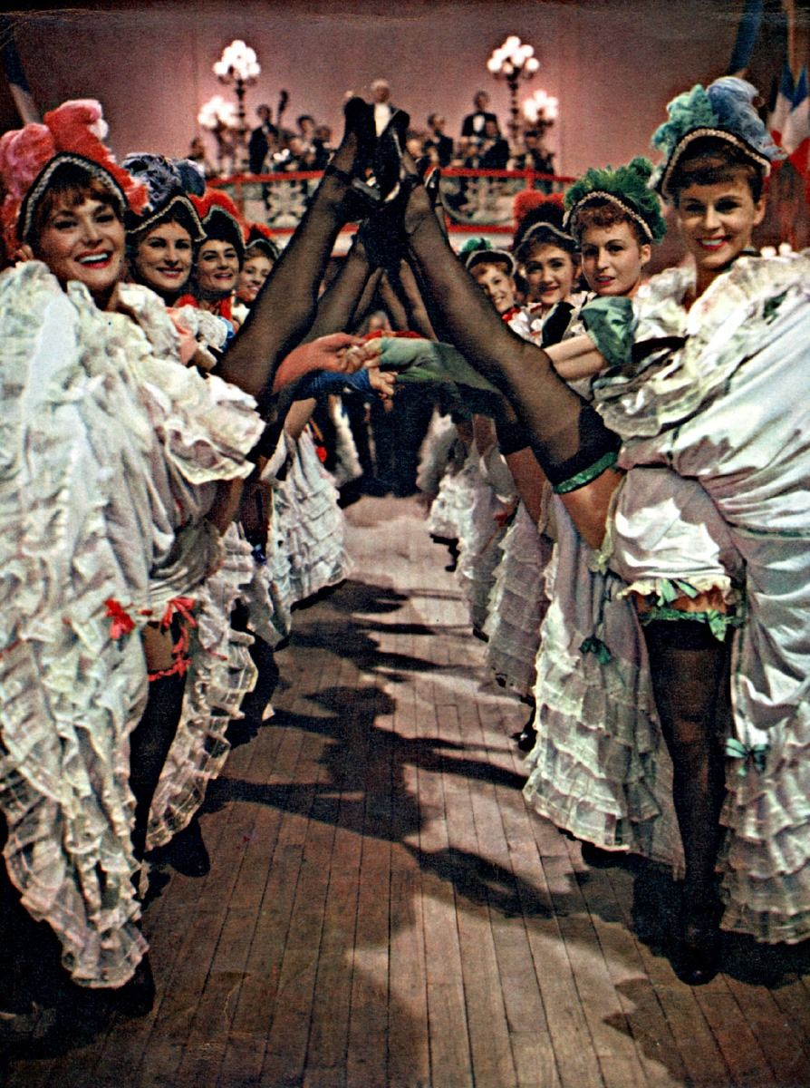 french cancan de jean renoir