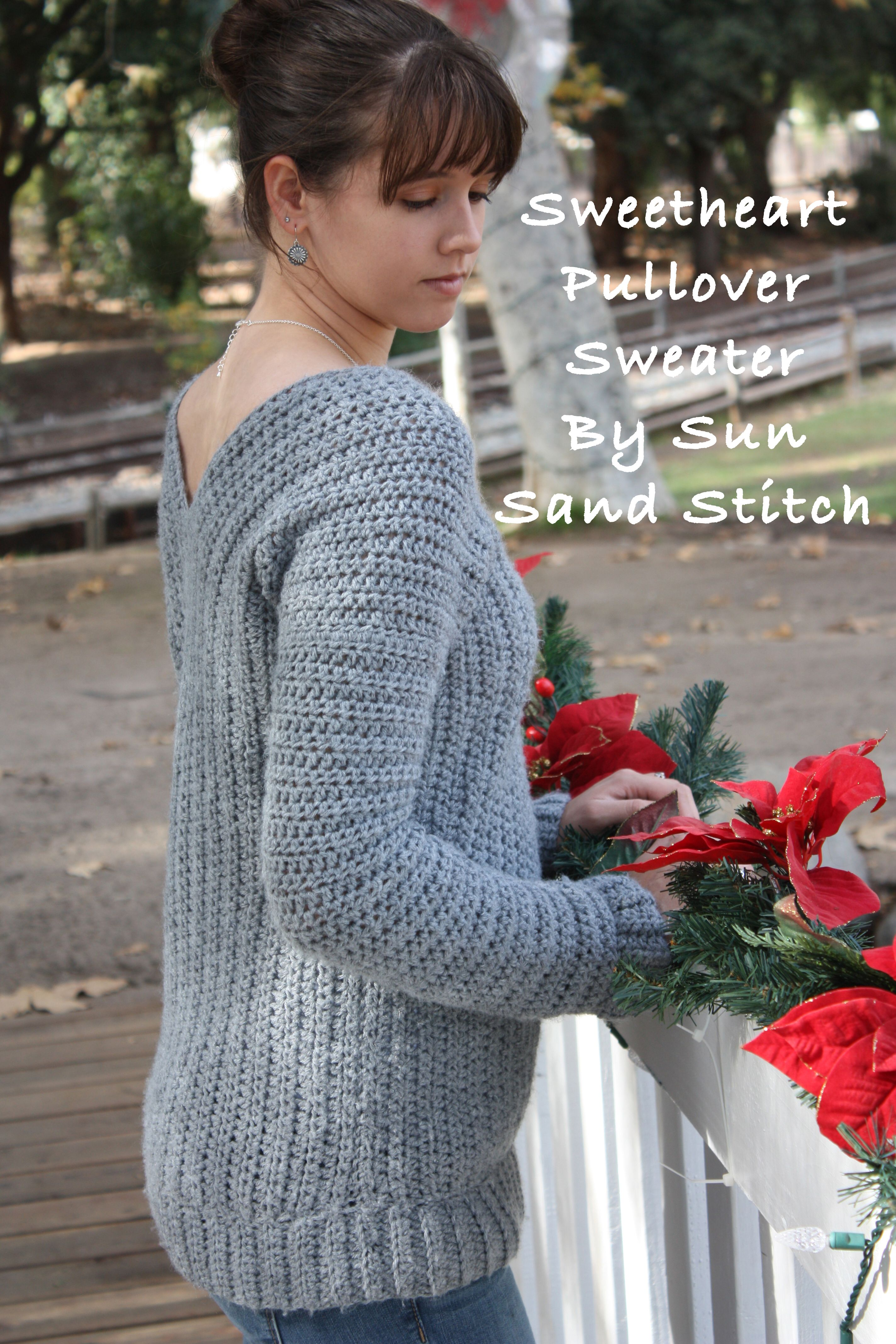 Brand New Pattern This Pattern Features Front And Back V Necks