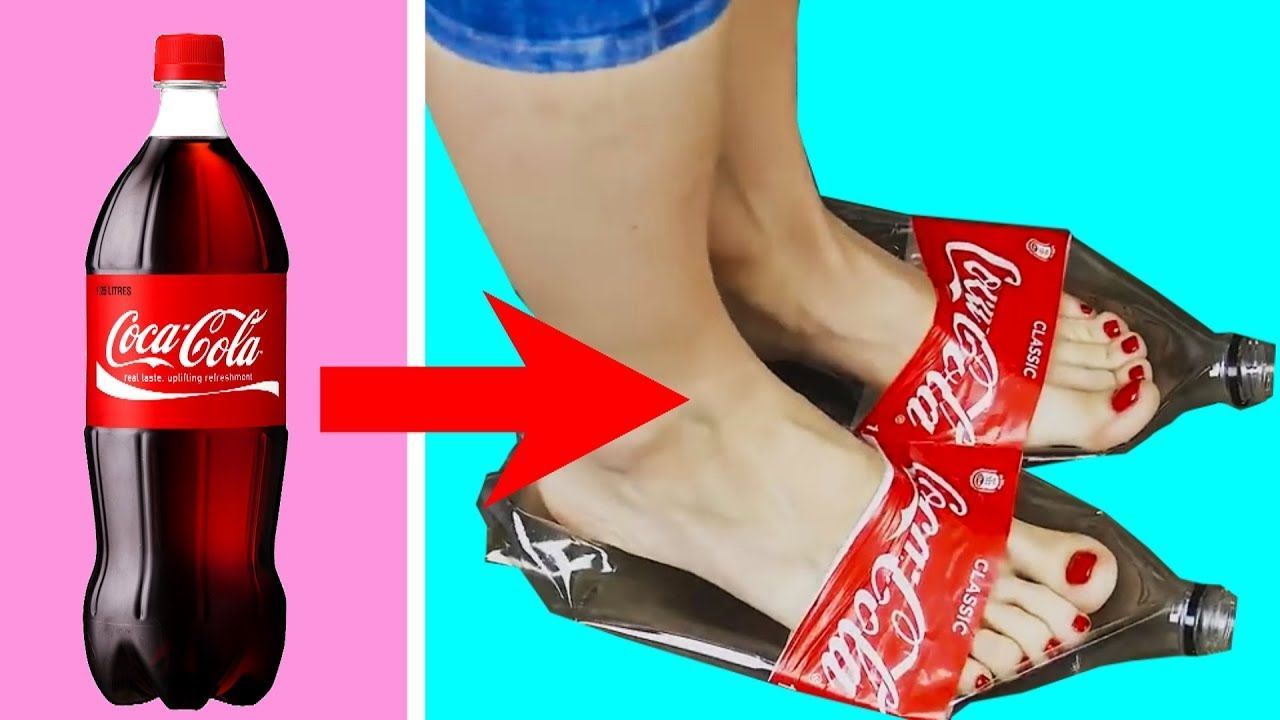 Trying 35 Best Recycling Life Hacks By 5 Minute Crafts Life