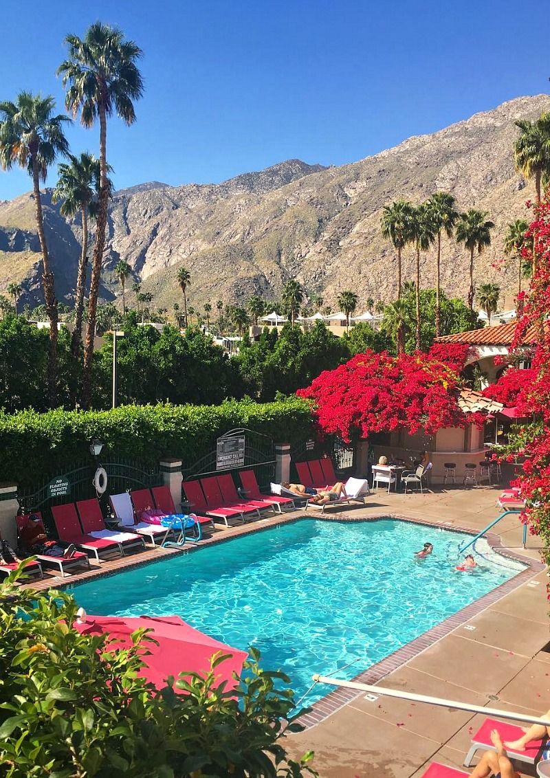 Family Friendly Hotels In Palm Springs Ca Best Western Las