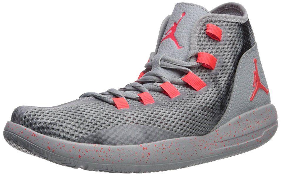 Amazon Com Nike Air Jordan Reveal Prem Mens Hi Top Basketball Trainers 834229 Sneakers Sho Black Basketball Shoes Air Jordan Basketball Shoes Jordans For Men