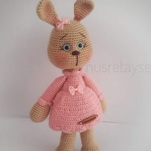 Amigurumi Balerin Kedi Yapılışı-Amigurumi Ballerina Cat Free Pattern - Tiny Mini Design #crochettoysanddolls