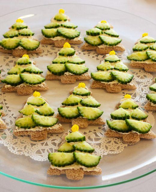 Des recettes d 39 entr es pour no l noel id e diy for Pinterest cuisine noel