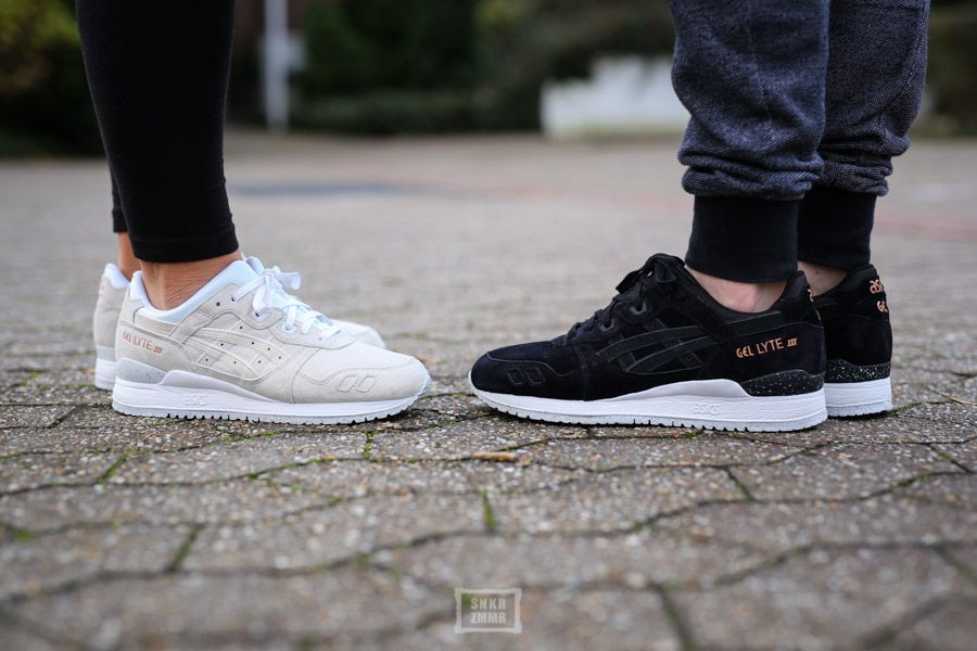 asics gel lyte 3 rose gold buy